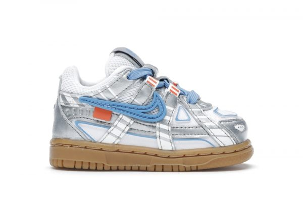Nike Air Rubber Dunk Off White Toddler